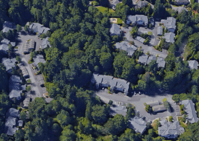 New Roof Condominiums in Bothell, WA